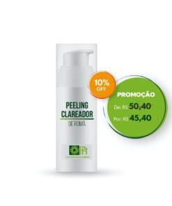 peeling clareador